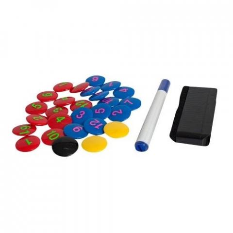 Набір аксесуарів для тактичних дощок Select Magnet set 729380-025