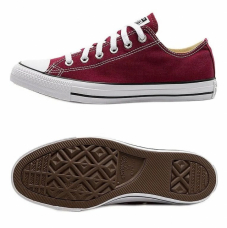 Кеди Converse All Star Ox Maroon M9691C