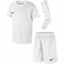 Комплект дитячої футбольної форми Nike JR Lk Dry Park 20 Kit Set CD2244-100