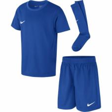 Комплект дитячої футбольної форми Nike JR Lk Dry Park 20 Kit Set CD2244-463