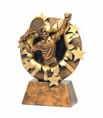 Статуетка великий теніс XCE 37904 16 см