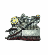 Статуетка футбол  XCE38655 12*16