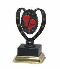 Статуетка бокс  RFB2838 19cm