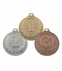 Медаль NP 12 40мм - Срібна