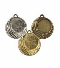 Медаль Z244  40мм - Срібна