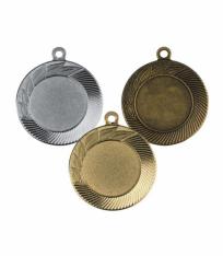 Медаль Z22 40 мм - Золота