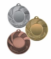 Медаль GMM8004 50мм - Золота