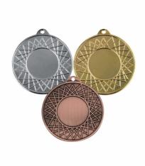Медаль GMM8008 50мм - Срібна