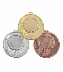 Медаль GMM8035 50мм - Срібна