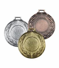 Медаль GMM8050 50мм - Срібна
