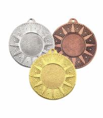 Медаль GMM8037 50мм - Срібна
