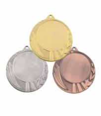 Медаль ZB7002  70мм - Срібна