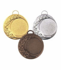 Медаль  Z87 40 мм - Бронзова