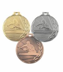 Медаль Е7 50 мм настільний теніс