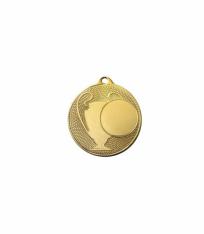 Медаль GMM9614 50mm - Золота