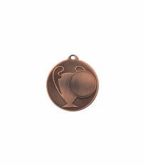 Медаль GMM9614 50mm - Бронзова