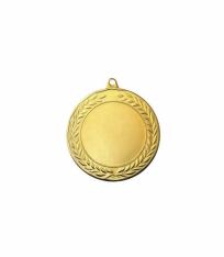 Медаль ZB1609 70mm - Золота