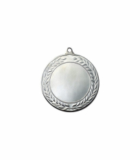 Медаль ZB1609 70mm - Срібна