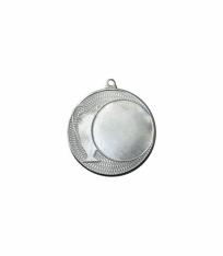 Медаль ZB1605 70mm - Срібна