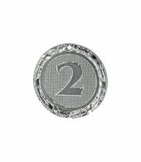 Медаль GMM101 50mm - Срібна