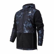 Куртка New Balance RWT Hybrid Fleece MJ03040BK