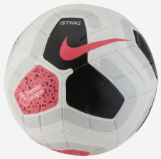 М'яч для футболу Nike Premier League Strike SC3552-101
