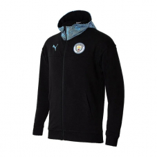 Реглан Puma Manchester City Casuals Full Zip Hoody 75609817