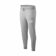 Спортивні штани New Balance Essentials Stacked Logo MP03558AG