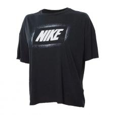 Футболка жіноча Nike Dry Oversized SS Top Grx BV4494-010
