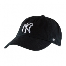 Кепка 47 Brand Clean Up Ny Yankees B-RGW17GWS-BKD