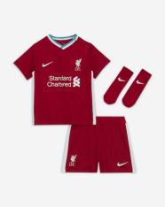 Комплект дитячої футбольної форми Nike Liverpool FC 2020/21 Home CZ2653-687