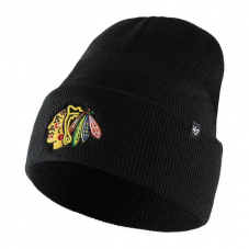 Шапка 47 Brand Nhl Chicago Blackhawks H-HYMKR04ACE-BKA
