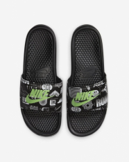"Шльопанці Nike Benassi ""Just Do It"" Print 631261-042"
