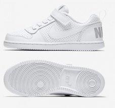 Кросівки дитячі Nike Court Borough Low 870025-100