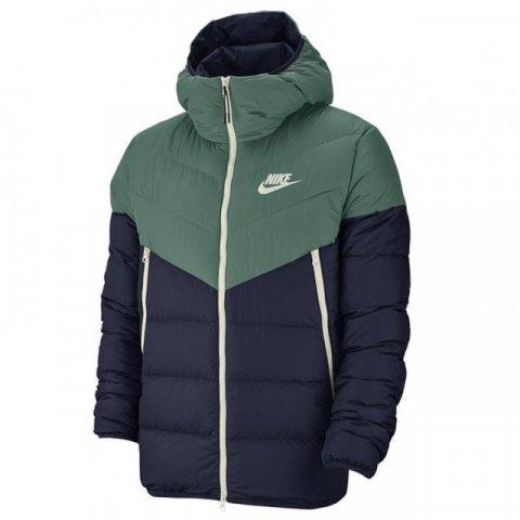 Куртка зимова Nike Sportswear Windrunner Down Fill Hooded Puffer Jacket 928833-362