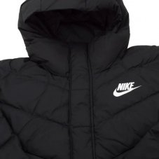 Куртка зимова Nike Sportswear Windrunner Down-Fill Men's Hooded Puffer Parka AA8853-010