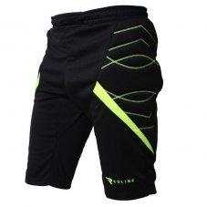Воротарські шорти Redline GK Short Slim Fit Lime RLCL19
