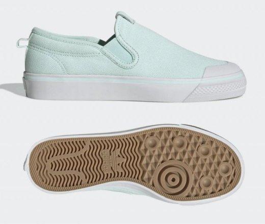 Кросівки жіночі Adidas Originals Nizza Slip On F34910