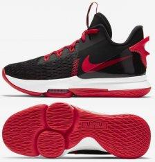 Кросівки для баскетболу Nike LeBron Witness 5 Basketball Men's Shoe CQ9380-005