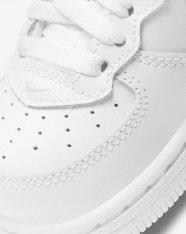 Кросівки дитячі Nike Force 1 Mid Little Kids' Shoe 314197-113