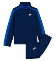 Дитячий спортивний костюм Nike Older Kids' Poly Tracksuit Sportswear Blue DD0324-472