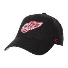 Кепка 47 Brand Detroit Red Wings MVP black H-MVP05WBV-BKA
