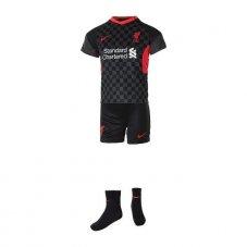 Комплект дитячої футбольної форми Nike Liverpool SS Third Mini Kit CZ3196-060