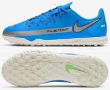 Сороконіжки дитячі Nike JR Phantom GT Club TF CK8483-400