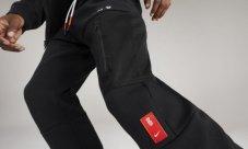 Спортивні штани Nike Kyrie Men's Fleece Trousers CK6663-010