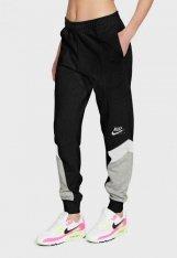 Спортивні штани жіночі Nike Sportswear Women's Heritage Jogger Fleece Mr CZ8608-010