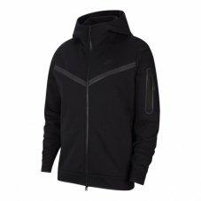 Реглан Nike Sportswear Tech Fleece Men's Full-Zip Hoodie CU4489-010