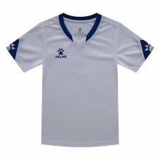 Комплект дитячої футбольної форми Kelme Girona JR 3803099.9104