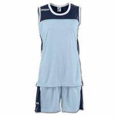 Комплект жіночої баскетбольної форми Joma Set Space II 900376.353