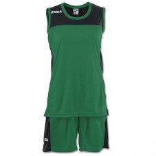 Комплект жіночої баскетбольної форми Joma Set Space II 900376.451